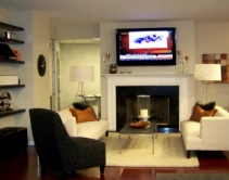 Pleasant 3 Myths About Mounting Tvs Over Fireplaces Ce Pro Download Free Architecture Designs Ogrambritishbridgeorg