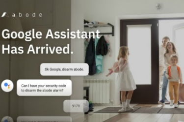 abode Adds Enhanced Voice Control Features via Google Assistant