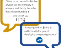 ADT vs. Harris Trial Begins, with Ring and Zonoff in the IoT Mix