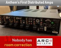 Anthem's First Multizone Amps: MDX Series with ARC Room Correction for Each Zone