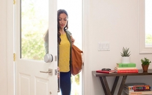 August Home Doorbell Cam Pro Sees Who's at the Door, Even at Night