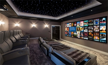 Barco Residential Loki 4k Laser Projector Makes Its Home