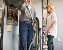 Security and Central Vacuum Provide a Perfect Match for Iowa Dealer
