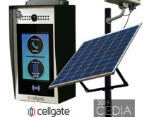 CEDIA Find: Cellgate's Cell-Based Access Control with Streaming Video; Control4 Integration
