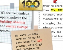 CE Pro 100 in 2019: Lighting, Recurring Revenue, AI, and Efficiencies