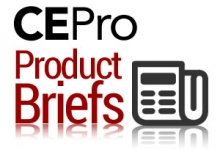 Product Briefs: Z-Wave Gecko; RTI QMotion Driver; Centralite Alexa Certified; Crestron Showroom