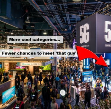 6 Ways CES Has Changed Dramatically - CE Pro