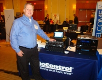 CEDIA Q&A: AudioControl Debuts Industry-First Shallow-Mount Amp, The Director Model M4840