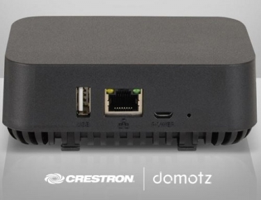 Crestron Partners with Domotz for Remote Management