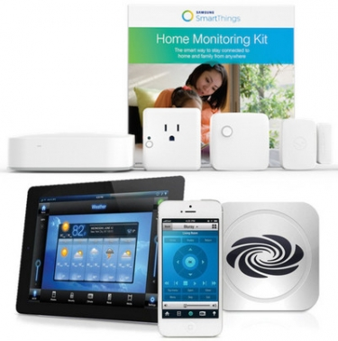 Integrate Crestron with SmartThings, Including ZigBee, Z