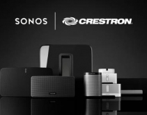 Sonos Available Through Crestron, the Only Home Automation Co. with Embedded Sonos App