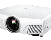 Epson HC 4000 Projector Produces 2,200 Lumens with 4K HDR and Won't Break the Bank