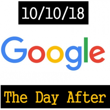 The Day After: Catch up on Breaking News  from Google/Nest Oct. 10