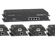 KanexPro Launches Long Runner Distribution Amplifiers over CAT5e/6