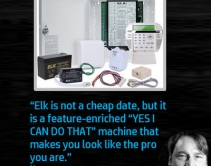 Why a Big Security Dealer and a One-Man Smart-Home Guy Both Use Elk M1