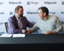 Klipsch Names SnapAV Exclusive National Distributor for Custom CI Speaker Line