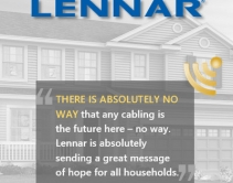In Defense of Lennar's Wi-Fi Smart Home Strategy: 'Wireless is the Future'