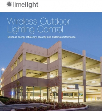 Lutron Acquires Limelight Commercial Outdoor Wireless Lighting Control
