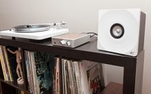 MarkAudio-SOTA Tozzi Two Speakers Employ Single-Driver Design