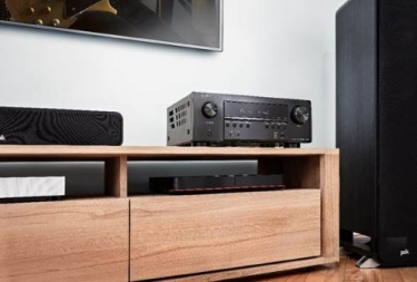 Denon Unveils Three New A/V Receivers Equipped with Dolby Atmos