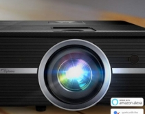 Optoma Claims first Projector Compatible with Google Assistant, Amazon Alexa