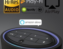 Not Waiting on Partners, DTS Builds Own Alexa-Enabled Play-Fi Smart Speaker
