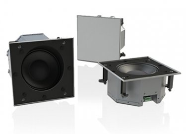 Pro Audio Delivers Big Sound from Small SCRS-6c-iw Loudspeaker
