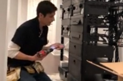 Installer Tip: How to Square Up an A/V Rack to Perfection [video]