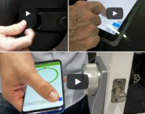 CEDIA Clips: Disappearing Camera Trick, Smarter Smart Lock, Spinning iPad, More