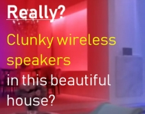 Loudspeakers as 'Toasters': Have We Gotten Lazy on Whole-House Audio?