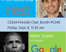 Google and Nest Unite at CEDIA 2017