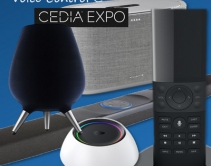 Voice Control at CEDIA 2018 - Latest on Alexa, Google, Bixby, Sonos, Josh