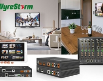 WyreStorm to Showcase 4K HDR over Modular HDBaseT, 1GB, 10GB IP at CEDIA 2017