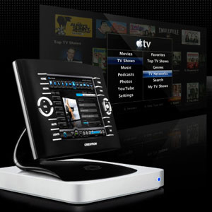 Autonomic Bows Two-way IP Control and Feedback for Apple TV
