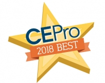 Last Week to Enter the CE Pro BEST Awards at CEDIA Expo 2018