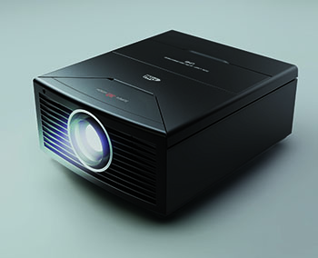 SIM2 SIRIO 3D Projector Delivers High Brightness at CES 2013