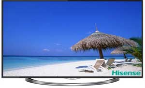Hisense XT880 Ultra HD TV Features 3D, Android Ice Cream Sandwich