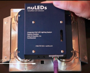 NuLEDs Launches PoE Lighting Solution for LEDs